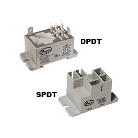 Dwyer EMR-125DC-DPDT