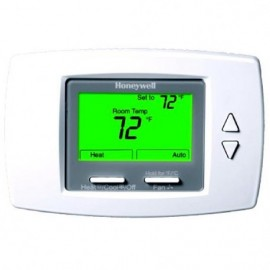 Honeywell T7350B1002 2 H//2 C Conventional or 3 H//2 C Heat Pump//Remote Temp//Discharge Air and Out Air Sensor Optional