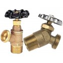 Drain Valves & Water Heater Valves