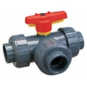 3-Way True Union Ball Valves