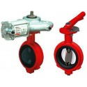 Chem Oil Butterfly Valve Replacement Parts
