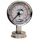 Thermometers, Manometers & Gauges