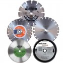 Diamond, Cold Saw & Metal Cutting Blades