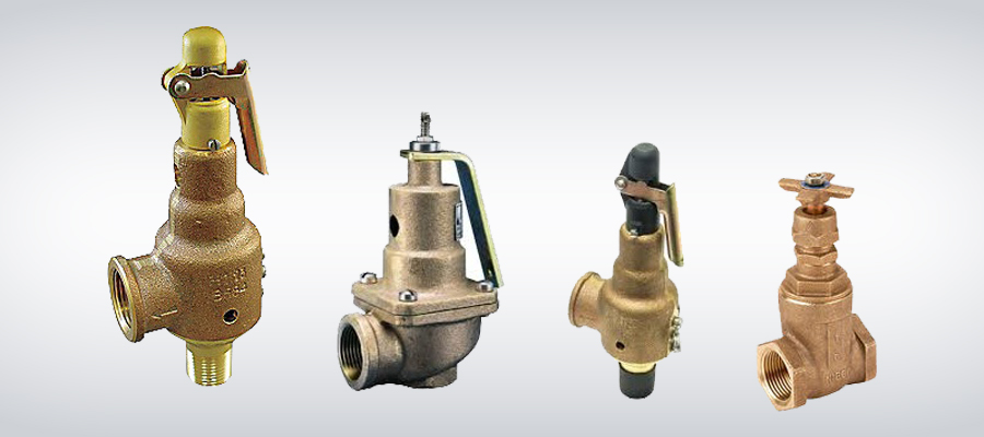 Kunkle Safety Valves