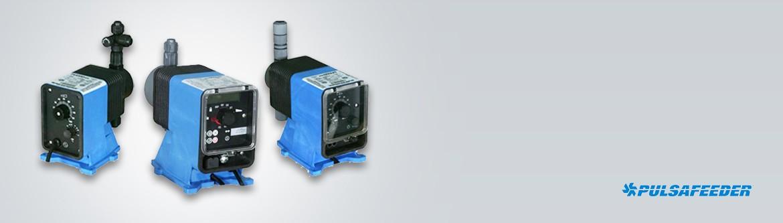 Pulsatron Metering Pumps