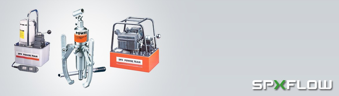 Powerteam Hydraulics equipment