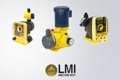 Chemical Metering Pumps Are Easy To Use In Factories